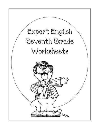 Expert English Seventh Grade Worksheets Answer Key Take Tenn