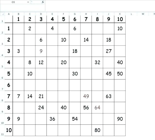8 Times Table Worksheet Worksheets For The Multiplication
