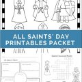 Catholic Worksheets Printable