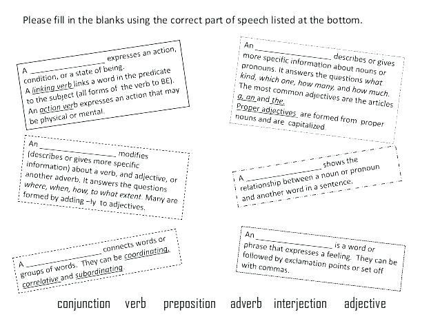 Adjectives Worksheets For Grade 8 – Openlayers Co