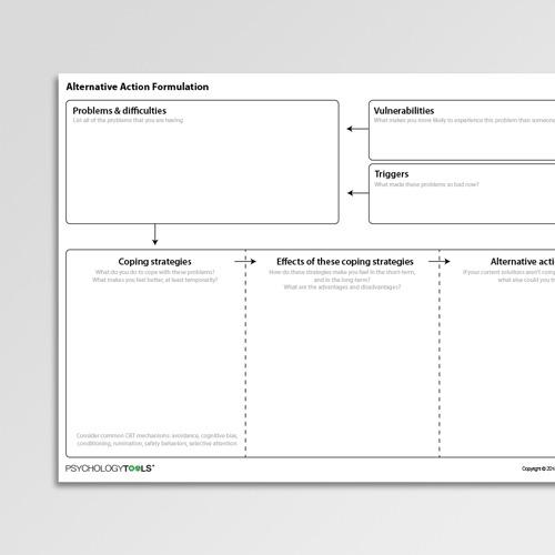 Cbt Worksheets, Handouts & Exercises