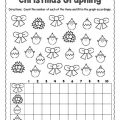 Christmas Graphing Worksheets