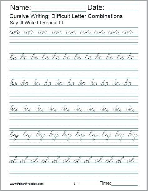 Cursive Sentences Worksheets Cursive Sentences Worksheets Cursive