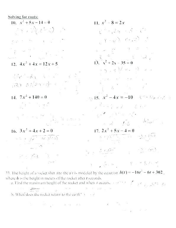 Hard Algebra Worksheets