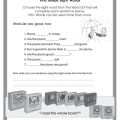 Printable Fill In The Blank Worksheets