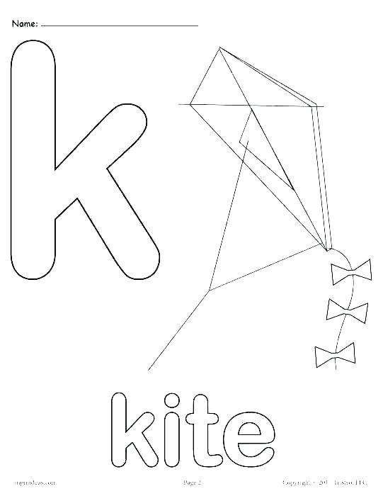 Letter X Worksheets For Kindergarten