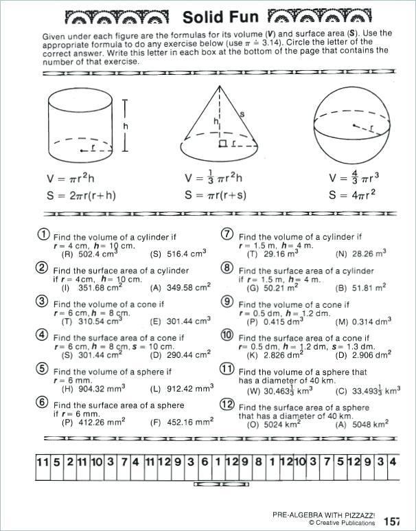 Math Worksheets And Answers – Vishalcargopackersmover Com