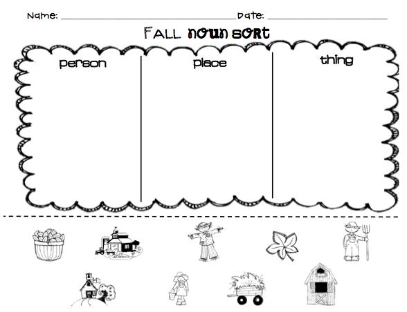 Nouns Worksheet Kindergarten Naming Words Worksheet10 Esl Efl