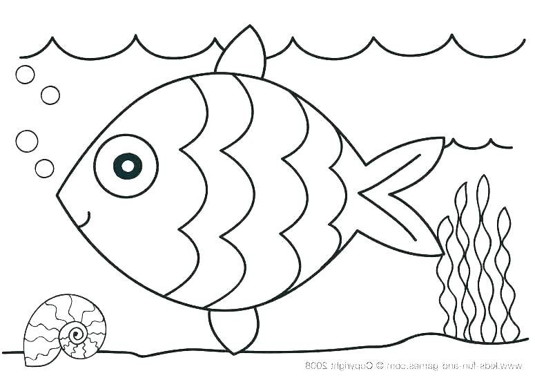 Sea Life Coloring Pages Under The Drawing At Animals Worksheets