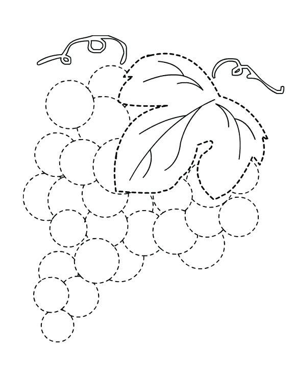 Preschool Drawing Worksheets At Paintingvalley Com
