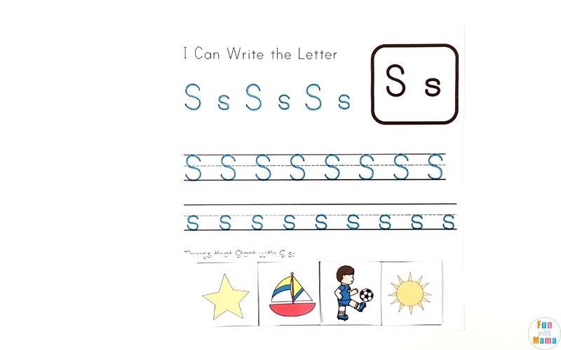 Letter S Worksheets For Preschool – Franceitaly Co
