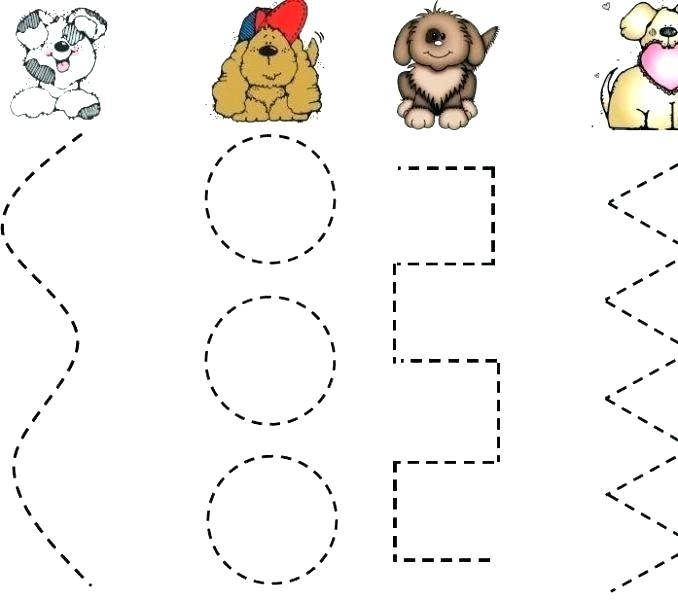 Printable Worksheets For 5 Year Olds