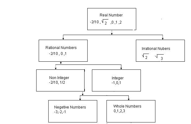 Properties Of Real Numbers Chart The Best Worksheets Image