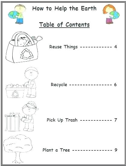 Teaching Manners Worksheets