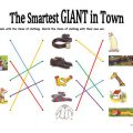 The Smartest Giant In Town Worksheets