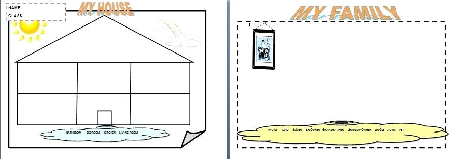 They Parts Of The House Teach Today House Rooms Worksheets Pdf