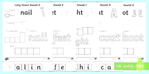 Vcv Spelling Pattern Worksheets And Worksheets Number Patterns