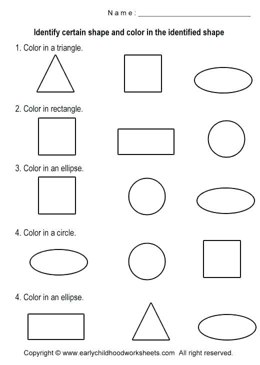 Worksheets For Two Year Olds