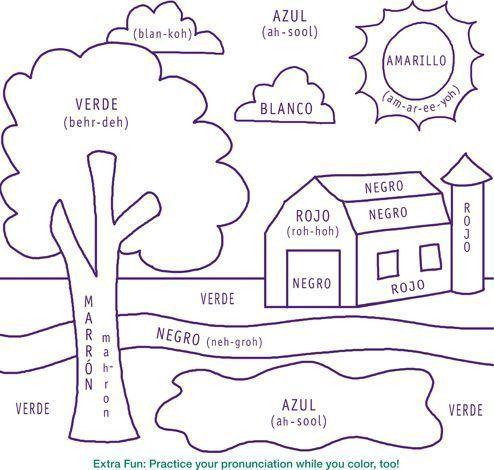 Printable+spanish+worksheets+for+kids