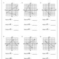 Finding Slope Of A Line Worksheets