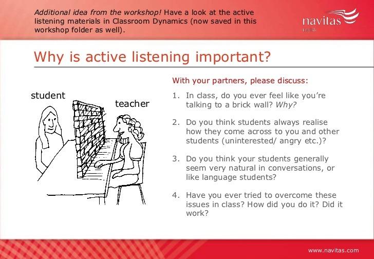 Active Listening Skills Worksheets Worksheets For All
