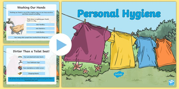 Uks2 Personal Hygiene Powerpoint, Personal Hygiene, Puberty