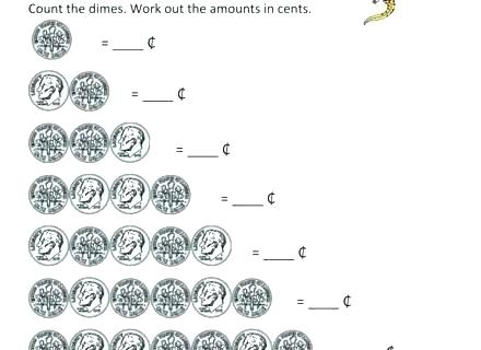 Counting Nickels And Pennies Worksheets – Ozerasansor Com