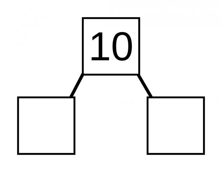 Worksheet Ideas ~ Decomposing Numbers Kindergarten Worksheets