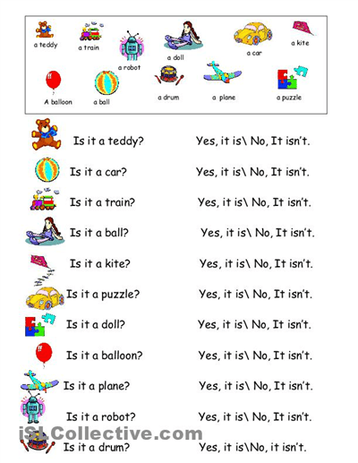 Esl Kindergarten Worksheets Free