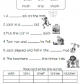 Language Worksheets For Grade 2