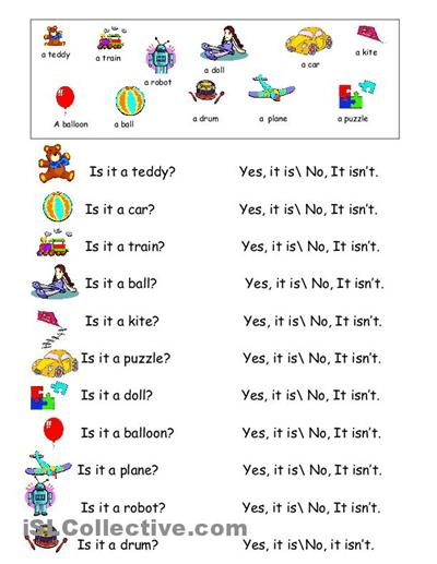 Free English Reading Worksheets Kindergarten