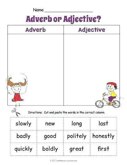 Irregular Verbs Worksheet Com Printable Adverbs Worksheets