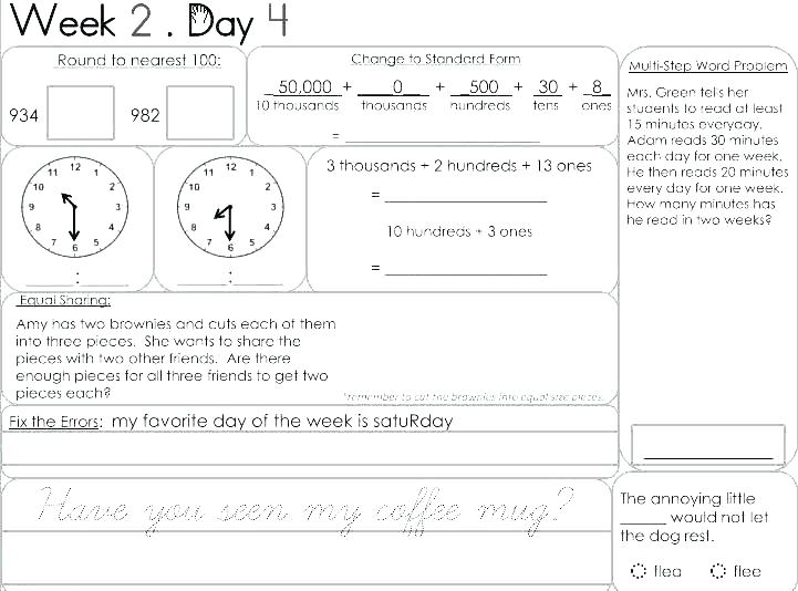 Full Size Of Free Grade Math Practice Problems Map Test Printable