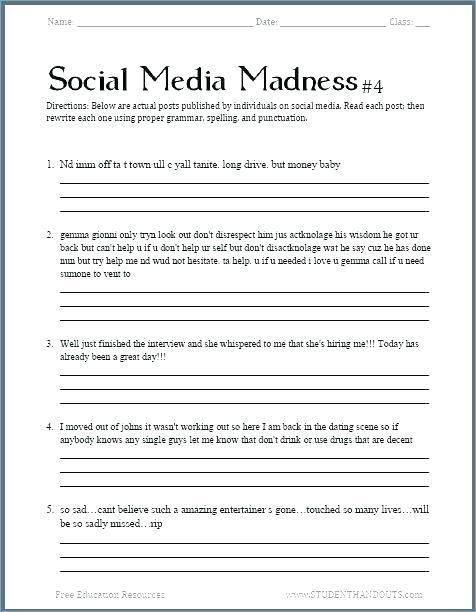 Grammar Worksheets For 6th Grade – Katyphotoart Com