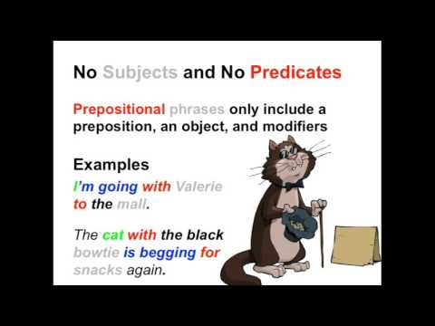Preposition Worksheets And Activities