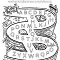 The Alphabet Worksheets