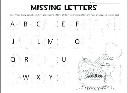 Kindergarten English Worksheets Free Printable Worksheets For