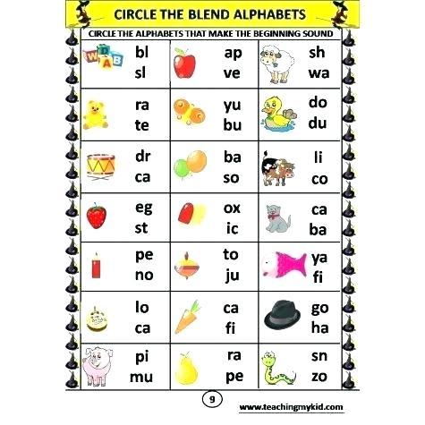 Kindergarten Worksheets To Print