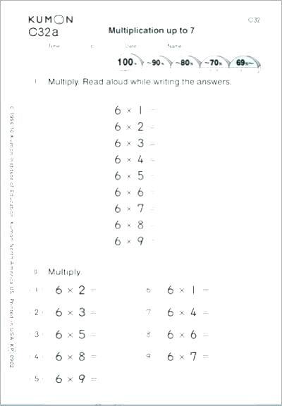 Kumon Reading Worksheets Free Download Phonics Worksheets Ideas
