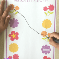 Flower Worksheets For Preschool