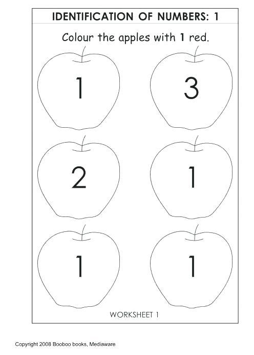 Worksheets Maths Worksheets For Kg1 Kg 1 Maths Worksheets Pdf