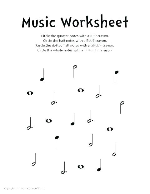 Piano Worksheets For Beginners Printable Free Beginner Notes Music Pdf