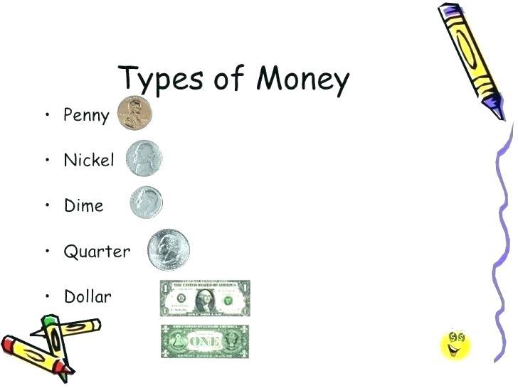 Free Printable Money Worksheets Kindergarten Nickel Worksheets For