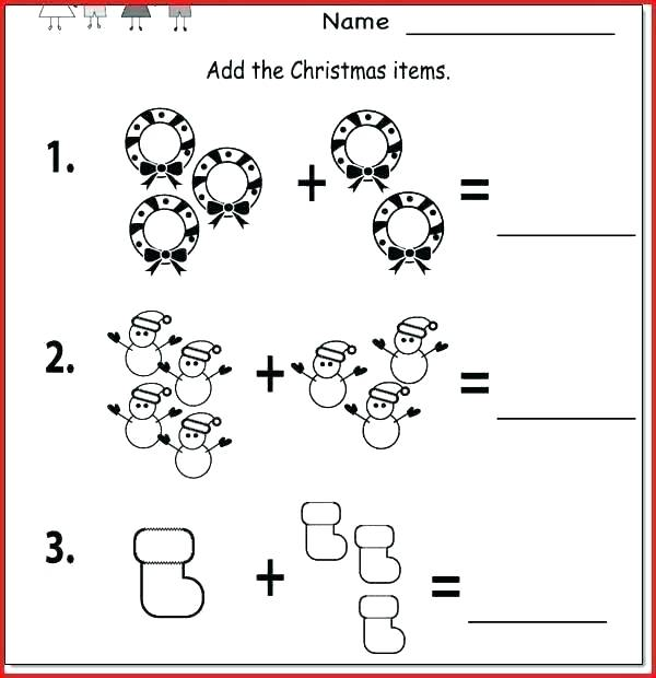 Pre K Counting Worksheets Free Tracing Number