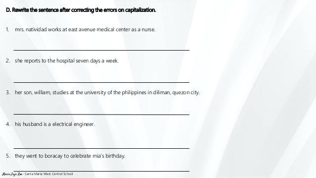 Worksheets  Proper Noun And Common Worksheet Free Worksheets