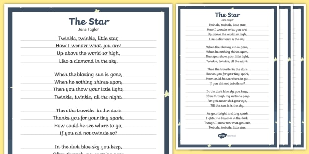 The Star Ks2 Handwriting Practice