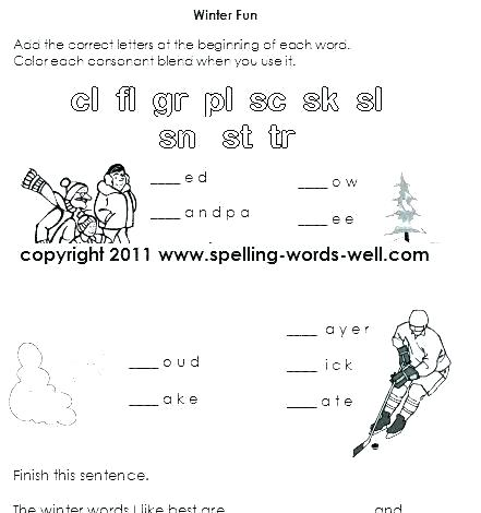Winter Worksheets Fun Math Winter Worksheets Free Printable For