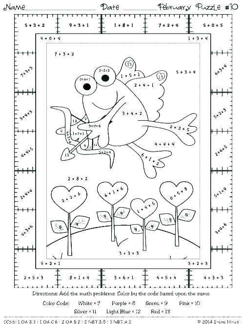 Halloween Math Worksheets 5th Grade