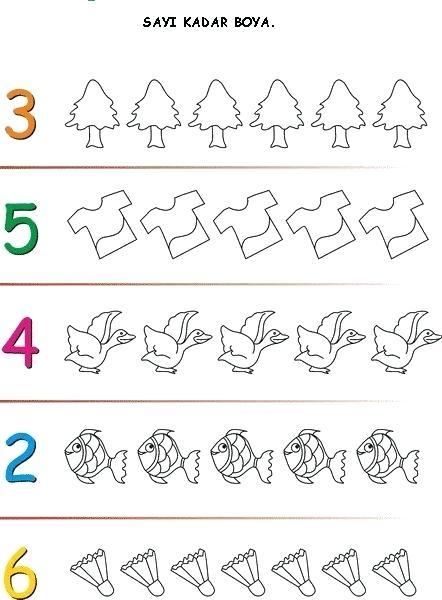 Worksheets For Kg Math Worksheet Kg 1 To Grade 1 Lessons Teach Kg2