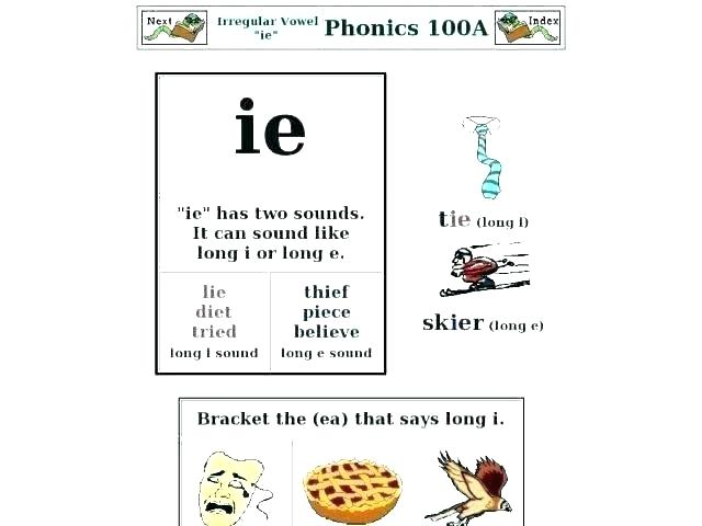 Workshts Vowel Digraph Ea Digraphs Long Oa Worksheets Free Oe Team